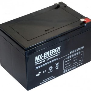 12V 12Ah CT (AGM) batteri 151x98x97