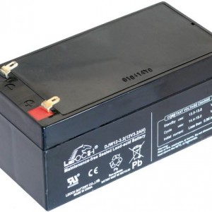 12V 3.2Ah CT (AGM) batteri 134x67x60