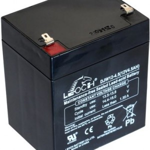 12V 4,5Ah CT (AGM) batteri 90x70x107