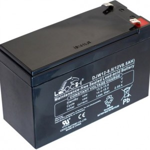 12V 8Ah CT (AGM) batteri 151x64,5x94